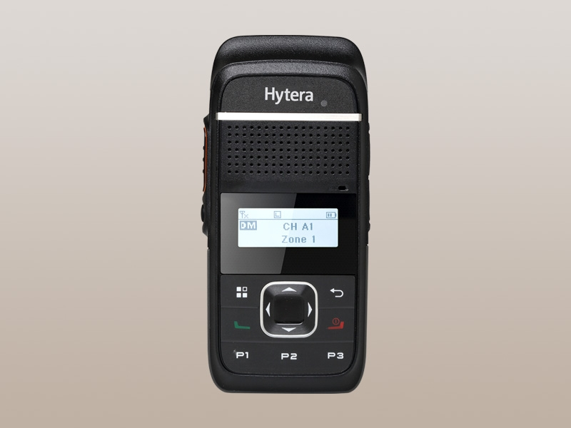 Rádio Portátil Hytera PD356