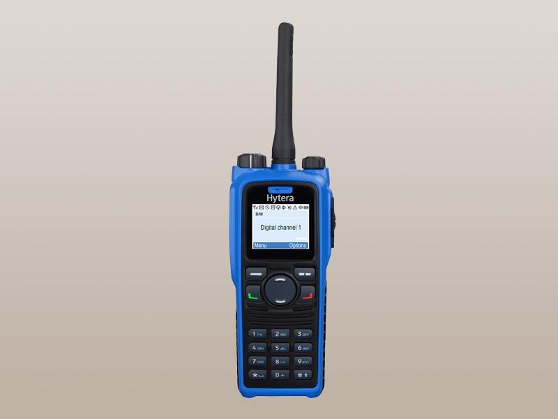 Rádios Portáteis Hytera PD796 EX